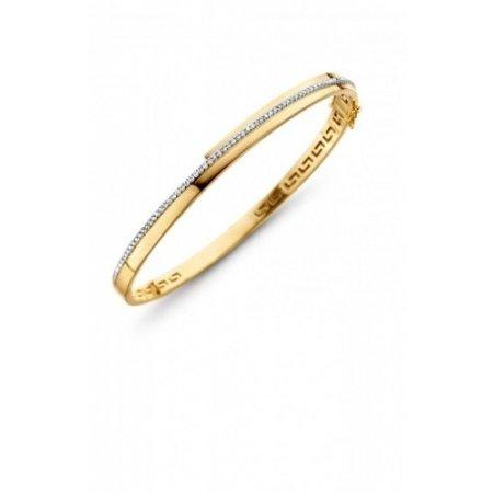 HuisCollectie HuisCollectie Slaven Armband 14k geel goud met diamanten 0,51 crt 602333