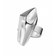 Lapponia LAPPONIA Ring Labyrinth BW 650842