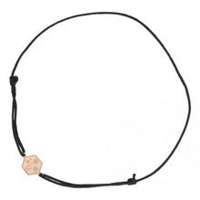 Minitials Minitials Exagoni Cord Bracelet | 18CT GOLD