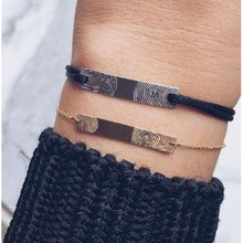 Minitials Minitials Memory Lane Bracelet | 18CT GOLD