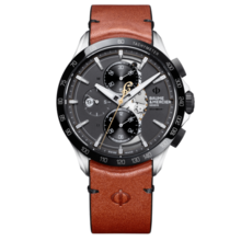 Baume et Mercier BAUME ET MERCIER INDIAN MOTORCYCLE Clifton Club Limited Edition 42mm MOA10402