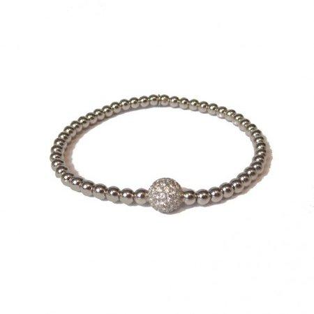 Bron BRON Armband Reflex 18k witgoud met 0.73ct diamant 7AW3942BR