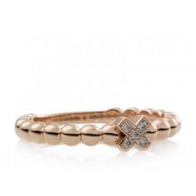 Bron BRON Ring Joy 18k Roségoud met diamant 8RR4746BR