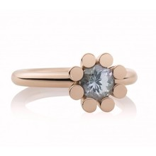 Bron BRON Ring Sprite 18k Roségoud met bicolor tanzanite 4RR4590TB