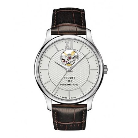 Tissot TISSOT Tradition Automatic Open Heart 40 mm T063.907.16.038.00
