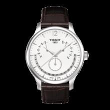 Tissot TISSOT Tradition Perpetual Calendar Quartz 42mm T063.637.16.037.00