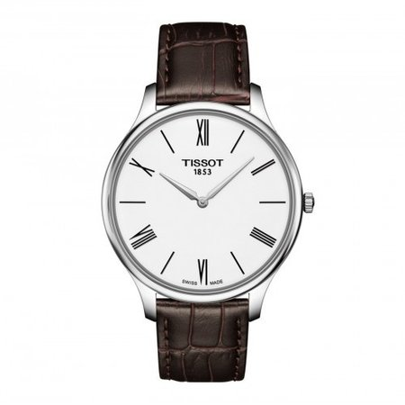 Tissot TISSOT Tradition quartz 39 mm T063.409.16.0180.00