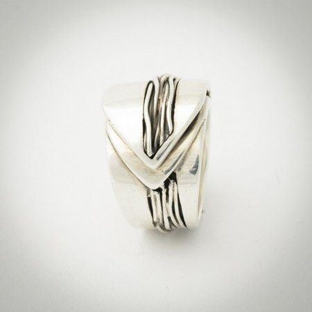Vinx VINX Ring zilver Pietje 1019ZZ