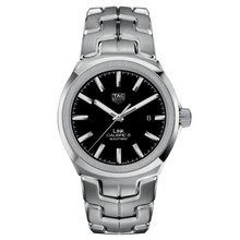 Tag Heuer TAG HEUER Link Calibre 5 Automatic Date 41mm WBC2110.BA0603