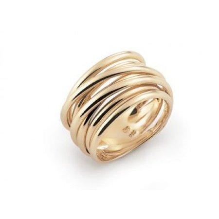 AL CORO AL CORO Serenata ring geelgoud 18k R6403G