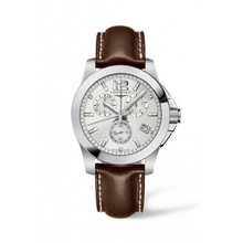 Longines LONGINES Conquest Gents Chronograph 41mm Quartz L3.660.4.76.5