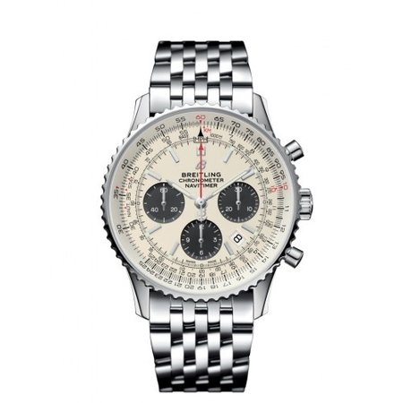 Breitling BREITLING Navitimer 01 B01 Chronograph 43mm ABO121211G1A1