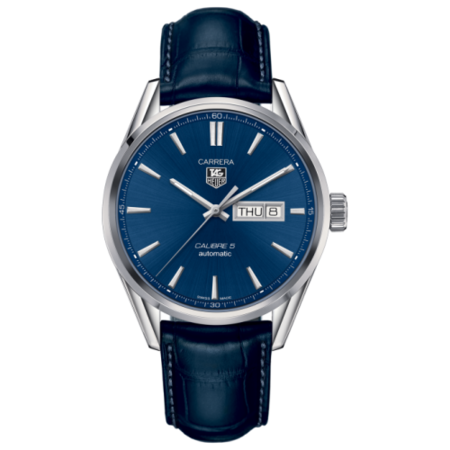 Tag Heuer TAG HEUER Carrera Calibre 5 Day-Date Automatic 41mm WAR201E.FC6292