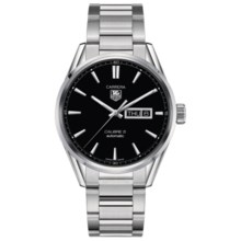 Tag Heuer TAG HEUER Carrera Calibre 5 Day-Date Automatic 41mm WAR201A.BA0723