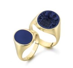 PJB Heritage Zegel Ringen