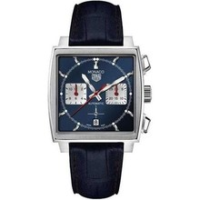 Tag Heuer TAG HEUER Monaco Calibre 02 Automatic Chronograph 39mm CBL2111.FC6453