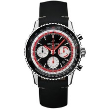 Breitling BREITLING Navitimer 01 B01 Chronograph 43mm AB0121211C1P1 met vouwsluiting - Copy