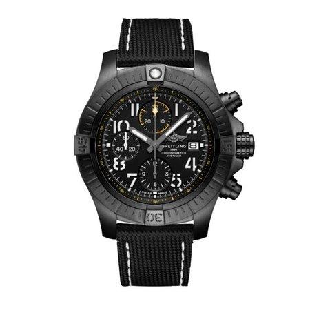 Breitling BREITLING Avenger 45mm Night Missoin Black Titanium V13317101B1X2