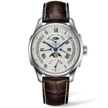 Longines LONGINES Master Chronograph Gents 40mm Automatic L2.759.4.78.3 - Copy - Copy