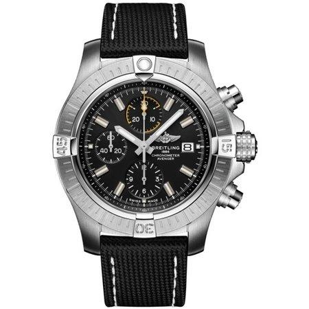 Breitling BREITLING Avenger chronograph 45mm A13317101B1X1