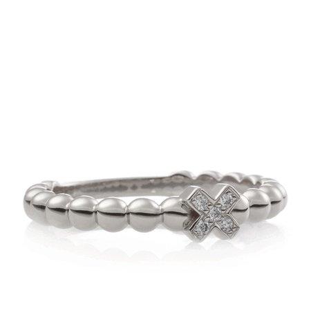 Bron BRON Ring Joy 18k Witgoud met diamant 8RW4746BR
