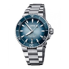 Oris ORIS Aquis Lake Baikal Limited Date 43.5mm 733 7730 4175-SET