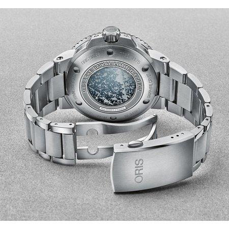 Oris ORIS Aquis Lake Baikal Limited Date 43.5mm 733 7730 4175-SET