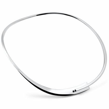 NOL sieraden NOL zilveren halsspang AG81027.8