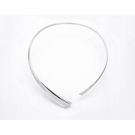 NOL sieraden NOL zilveren halsspang  AG17008