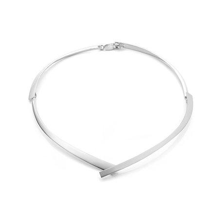 NOL sieraden NOL zilveren halsspang AG19029.10