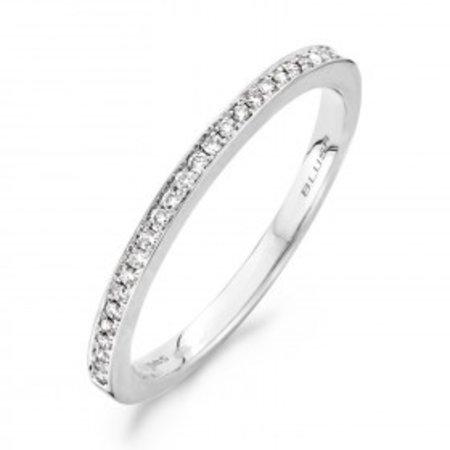Blush Blush Ring 14k Witgoud met diamant 1631WDI