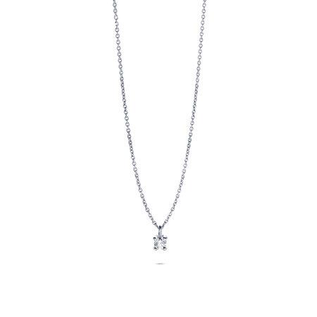 MissSpring Miss Spring Hanger Brilliantly Briljant DI 14kts goud met briljant 0,04crt pikee/wesselton