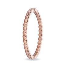 MissSpring Miss Spring Ring Anne 14k roségoud bolletjes MSR1508RG-A