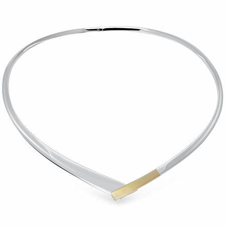 NOL sieraden NOL zilveren halsspang AG17067.10 - Copy - Copy