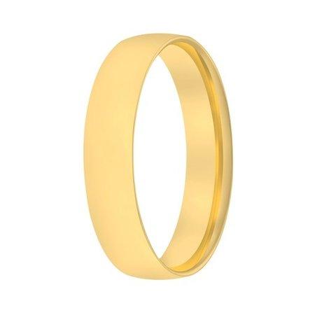 Aller Spanninga Aller Spaninga trouwringen 14k geelgoud 1029