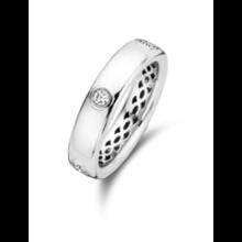 Tirisi Moda TIRISI Ring 18k Witgoud met 0.31ct diamant TR1155DW