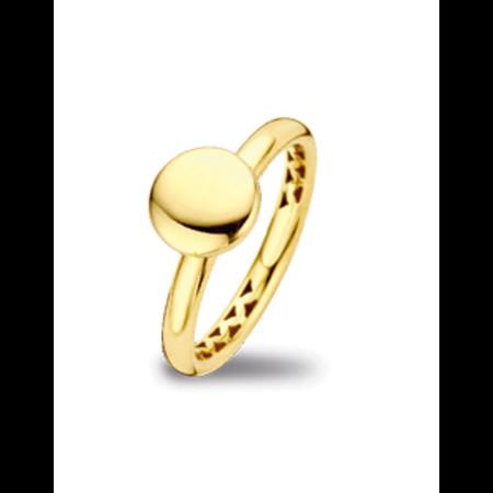 Tirisi Moda TIRISI Ring 18k Geelgoud Pastille TR1114Y