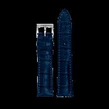 MeisterSinger MEISTERSINGER horlogeband 20MM Blauw;flat SGF04