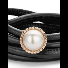 Tirisi Moda TIRISI Armband zwart leer met zilver en 18k roségoud en diamant TM2133BL-2P - Copy - Copy - Copy - Copy - Copy - Copy - Copy - Copy - Copy - Copy - Copy - Copy - Copy - Copy