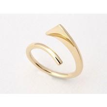 NOL sieraden NOL 14k geelgouden ring AU04109