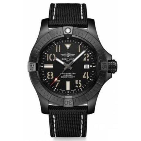 Breitling BREITLING Avenger automatic 45mm Seawolf Night Missoin Black Titanium V17319101B1X1