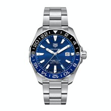 Tag Heuer TAG HEUER Aquaracer 300M Calibre 7 GMT Automatic 43mm WAY201T.BA0927