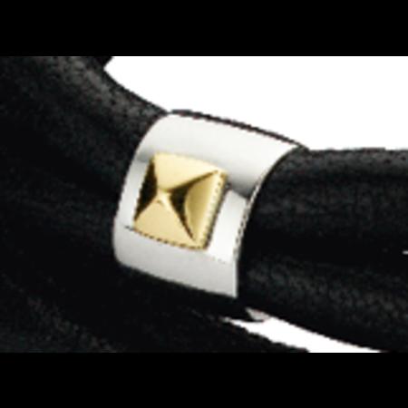 Tirisi Moda TIRISI Armband zwart leer met zilver en 18k roségoud en diamant TM2133BL-2P - Copy - Copy - Copy - Copy - Copy - Copy - Copy - Copy - Copy - Copy - Copy - Copy - Copy - Copy - Copy - Copy - Copy - Copy - Copy - Copy - Copy