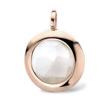 Tirisi Moda TIRISI Armband zwart leer met zilver en 18k roségoud en diamant TM2133BL-2P - Copy - Copy - Copy - Copy - Copy - Copy - Copy - Copy - Copy - Copy