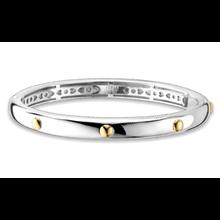 Tirisi Moda TIRISI Armband Zilver met 18K Geelgoud TM2037(2T)