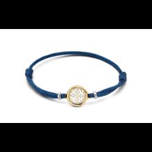Tirisi Moda TIRISI Armband geelgoud, zilver en parelmoer TM 2144NA 2T