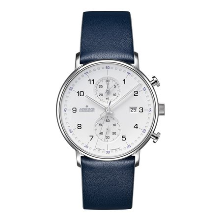 Junghans Junghans Form Quartz Chronograph 40mm 041/4775.00