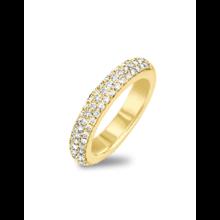 HuisCollectie HuisCollectie Ring 18k geelgoud alliance 0.60crt 602468 - Copy