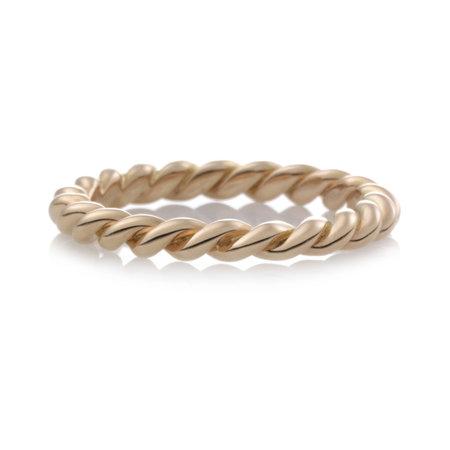 Bron BRON Ring stax rosegoud 18k 8RR4731