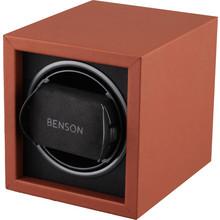 Benson Benson Compact 1.17. Light Brown Leather
